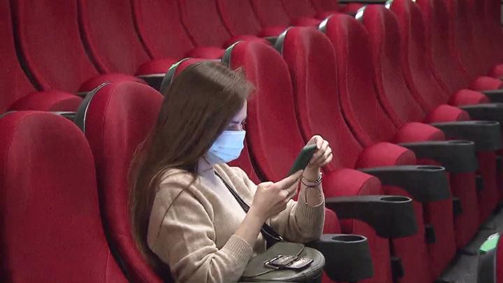 Наполняемость кинотеатров на майские праздники в МО могут сократить до 50%