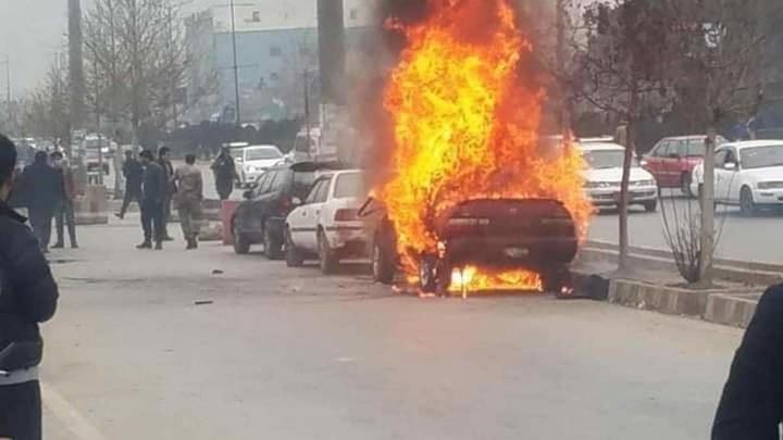 Пять человек погибли в результате серии терактов в Кабуле