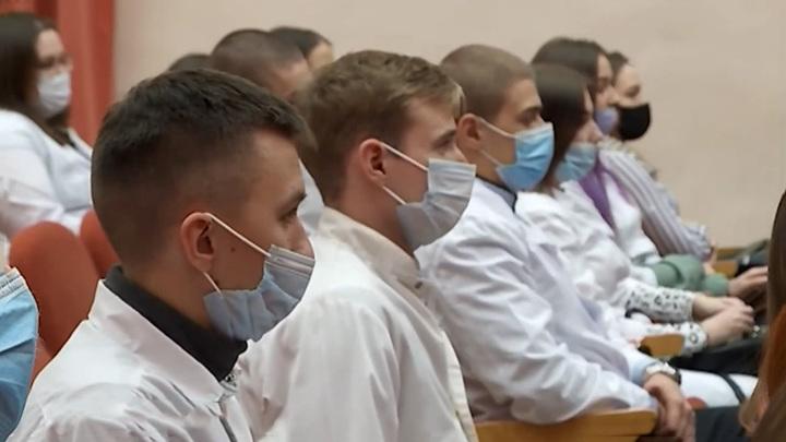 """В красноярском """"Бессмертном полку"""" появится медицинский батальон"""