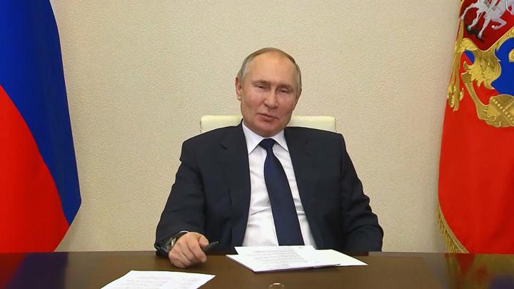 Путин поделился опасением по поводу алиментов