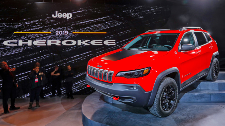 Индейский вождь потребовал от Jeep отказаться от наименования Cherokee