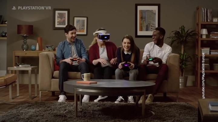 Sony выпустит VR-гарнитуру для PlayStation 5