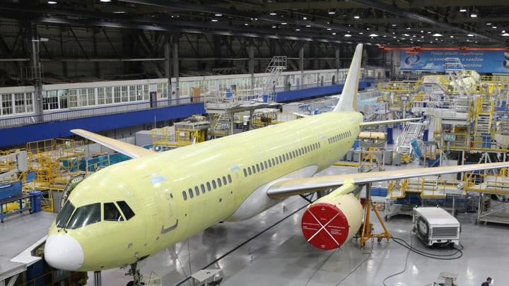 Российские авиакомпании получат в 2021 году свыше 90 самолетов