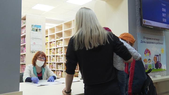 В Калининградской области наблюдается подъем заболеваемости ветряной оспой