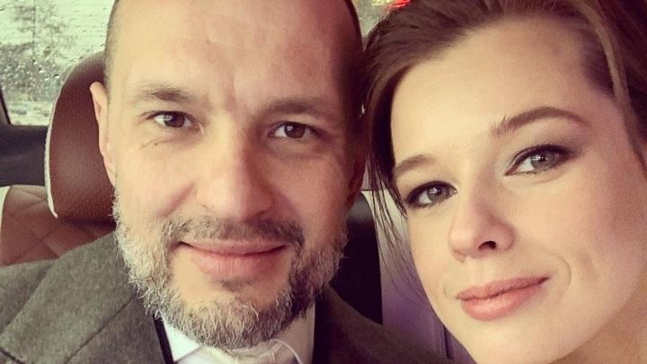 35-летняя Катерина Шпица вышла замуж