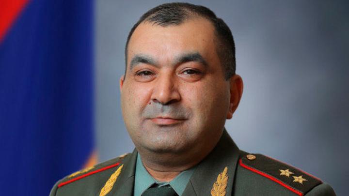 Раскритиковавший премьера Армении военачальник уволен из армии