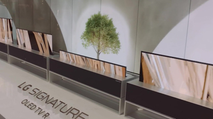 Samsung разрабатывает гибкие дисплеи для конкурентов