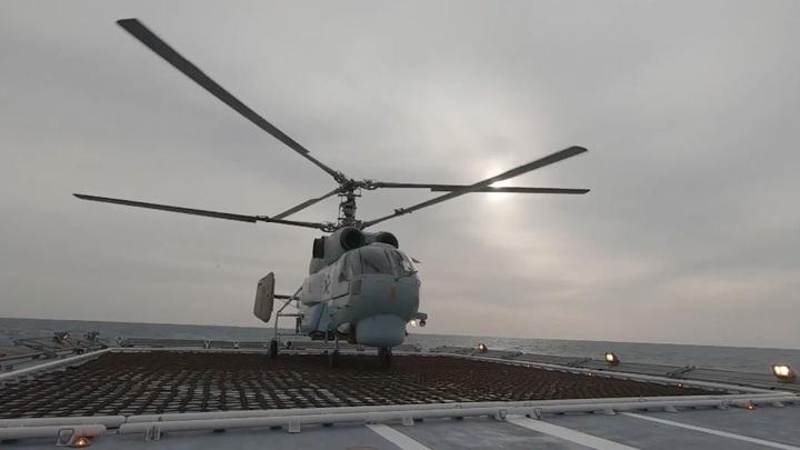 В Севастополе начались плановые учения Морской авиации