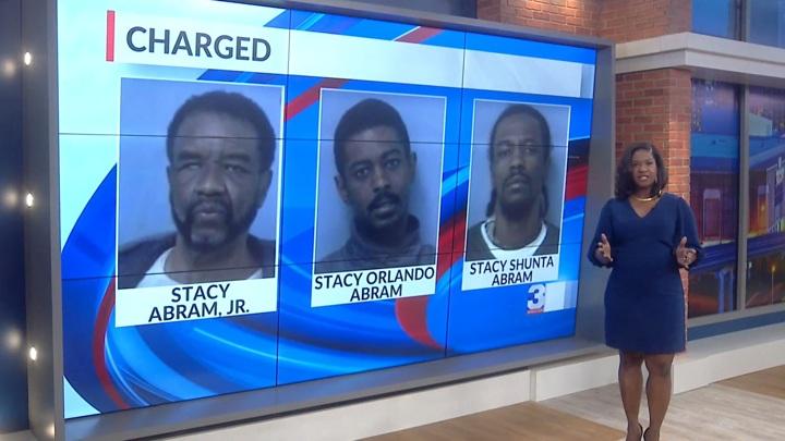 Полиция упустила предполагаемого убийцу, но задержала троих его тезок