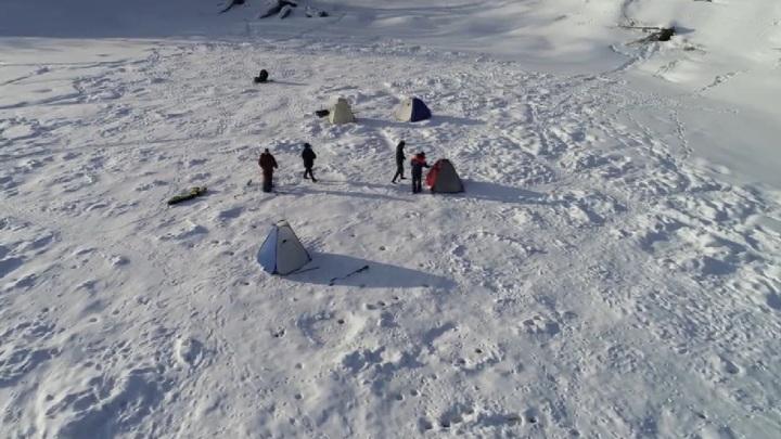 МЧС: в Алтайском крае этой зимой никто не погиб на водоемах