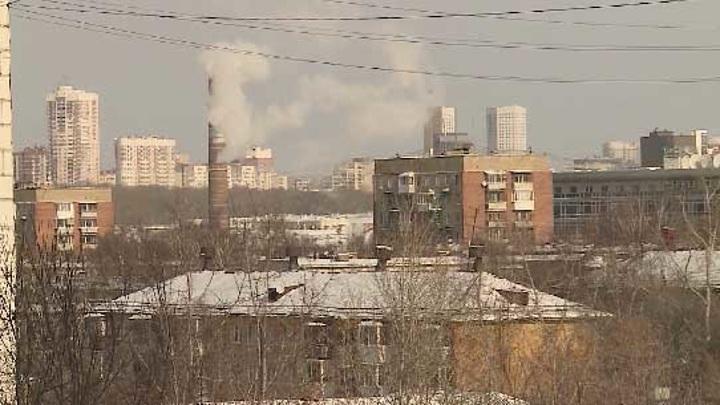 Морозы покидают Свердловскую область