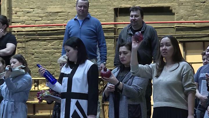 """Опера Владимира Мартынова """"Новая жизнь"""" возвращается на сцену спустя 18 лет"""