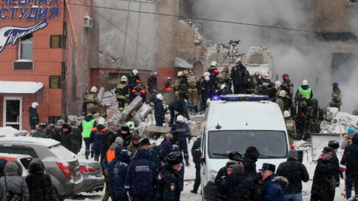Врачи оценили состояние пострадавшей при взрыве в Нижнем Новгороде