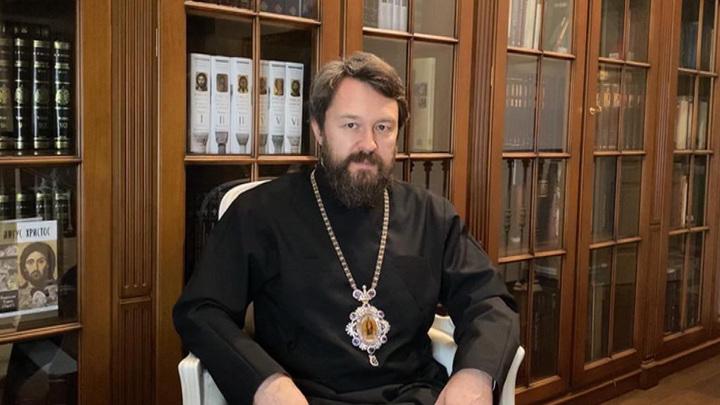 РПЦ указала на притеснение верующих на Украине