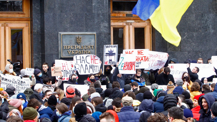 Депутат Рады: вся жизнь Украины сегодня – это отражение в кривом зеркале