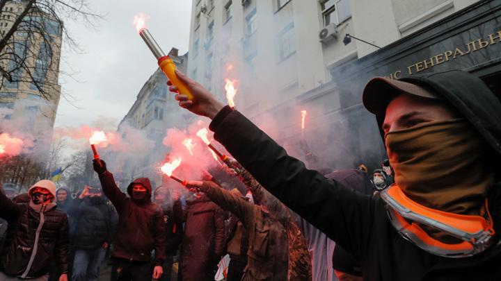 События в Киеве: апокалиптическая картина
