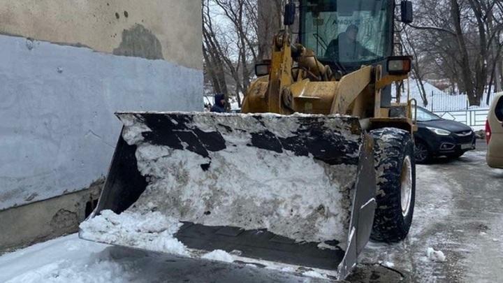В Самаре проходит воскресник по уборке города