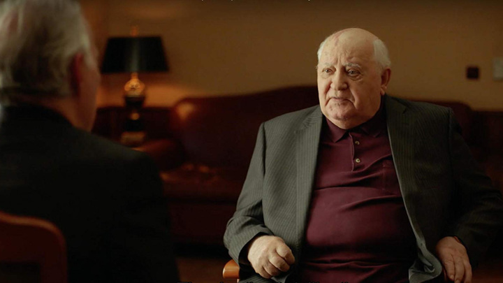 """20 главных цитат из фильма Вернера Херцога """"Встречи с Горбачевым"""""""