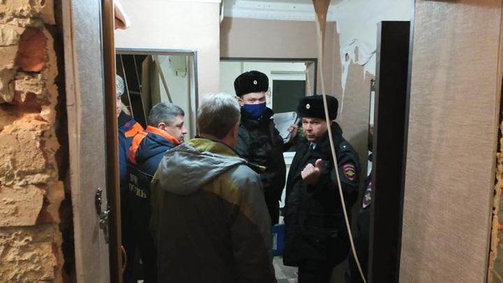 На Ставрополье в жилой пятиэтажке взорвался газ