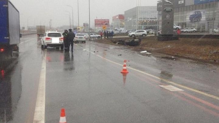 На Ставрополье водитель после ДТП бросил в салоне умиравшего пассажира
