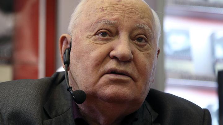 Путин назвал Горбачева человеком, повлиявшим на ход мировой истории