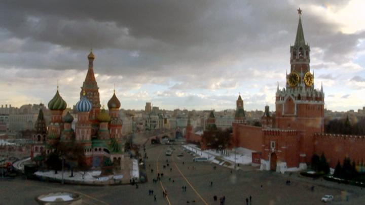 Температура воздуха в Москве опустилась ниже 20 градусов