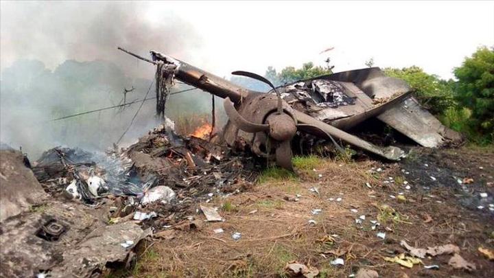 Жертвами авиакатастрофы в Южном Судане стали 10 человек