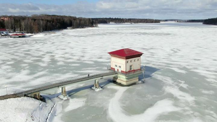 Пока лед не тронулся: Москве предсказали половодье и барическую пилу