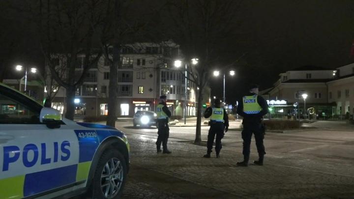 Теракт в Швеции: полиция призывает откликнуться очевидцев нападения