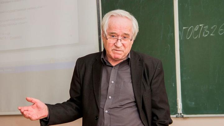 Умер профессор, изучавший Челябинский метеорит