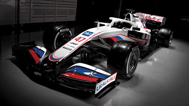 WADA одобрило использование российского триколора командой Haas