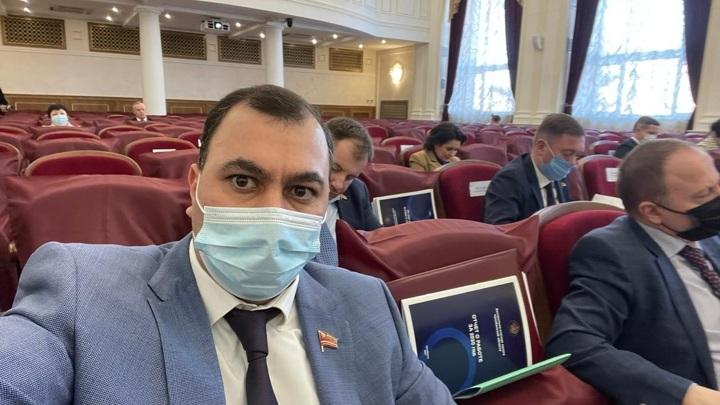Арман Аракелян / vk.com