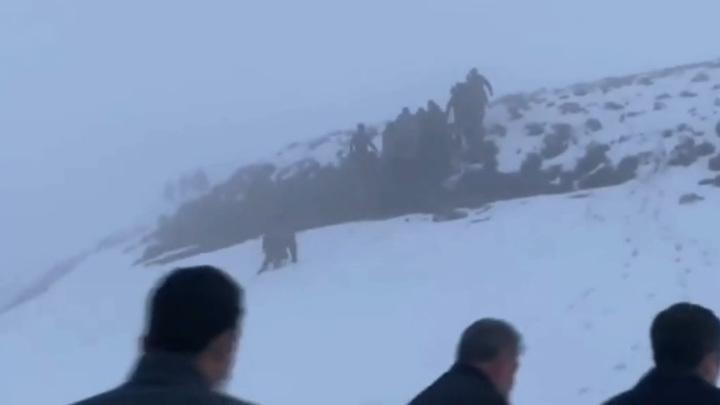 В Турции потерпел крушение военный вертолет, погибли 9 солдат