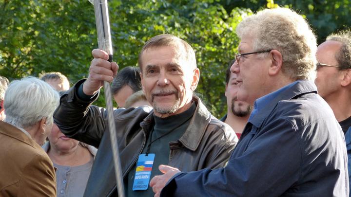 Минюст опроверг исключение фонда Пономарева из списка иноагентов
