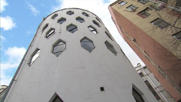 Дом Мельникова готовится к реставрации