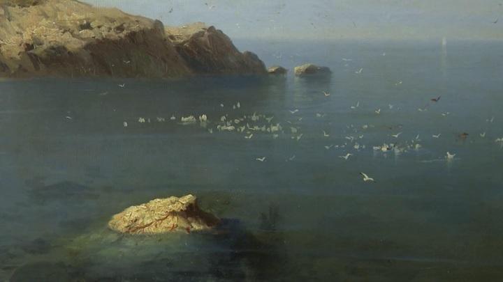 """В Русском музее открылась выставка """"Преображённая природа"""""""