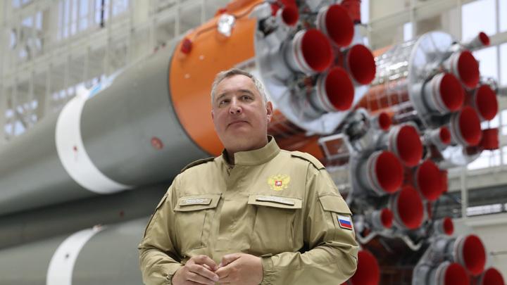 Рогозин поблагодарил НАСА за демпинг