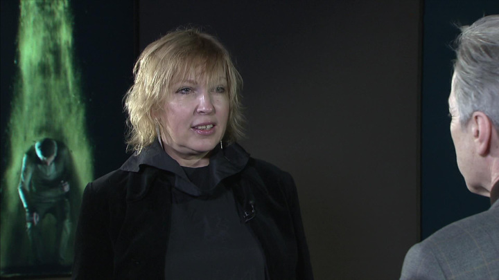 Ольга Шишко — о выставке работ Билла Виолы