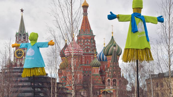 Православные отмечают Масленицу