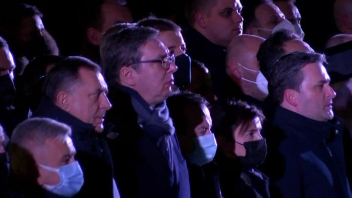 Прослушка президента: комментарий премьера Сербии