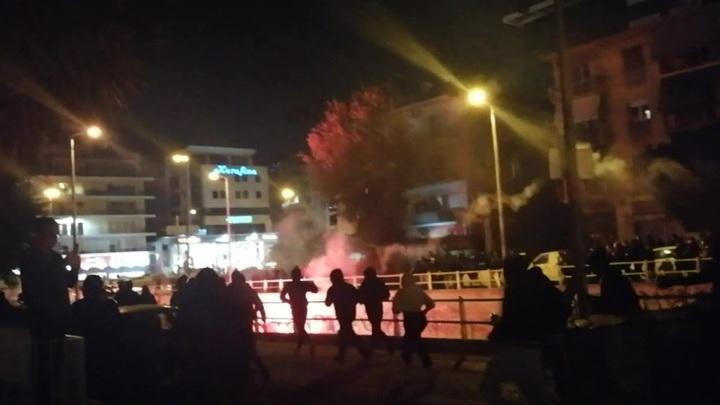 Беспорядки в Афинах: 10 человек арестованы, есть пострадавшие