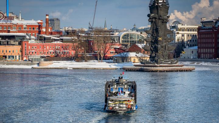 Небо начнет хмуриться — прогноз погоды в Москве