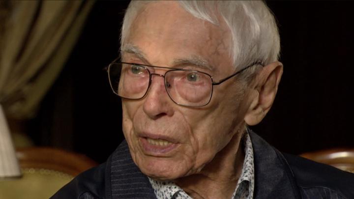 Миг между прошлым и будущим: Александр Зацепин празднует 95-летие