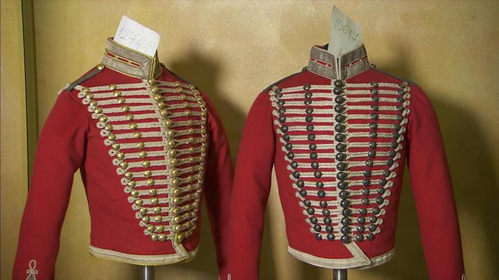 В Историческом музее – выставка придворных костюмов