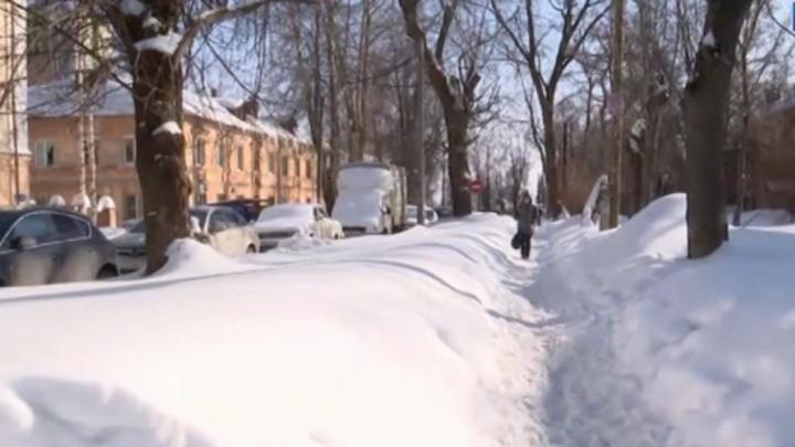 Главы районов Нижнего Новгорода лишатся премий за плохую уборку снега