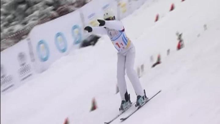 Красноярская спортсменка завоевала золото на чемпионате мира по фристайлу