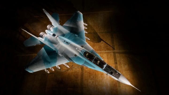 Новейший истребитель МиГ-35С передан российским военным