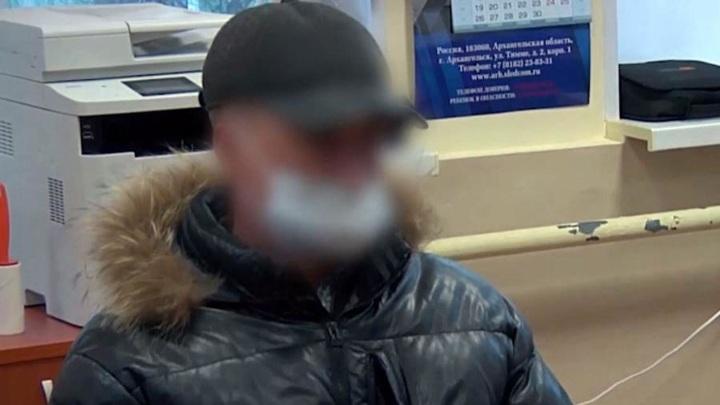 Северодвинский захватчик ближайшие два месяца проведет под стражей