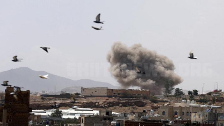 Йеменские беспилотники атаковали базу ВВС и аэропорт в Саудовской Аравии