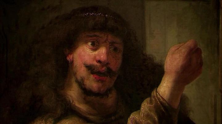 Потсдамский музей Барберини демонстрирует картины Рембрандта и его современников